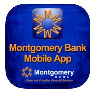 Montgomery Bank Mobile App Logo